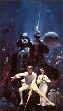John Berkey: Star Wars