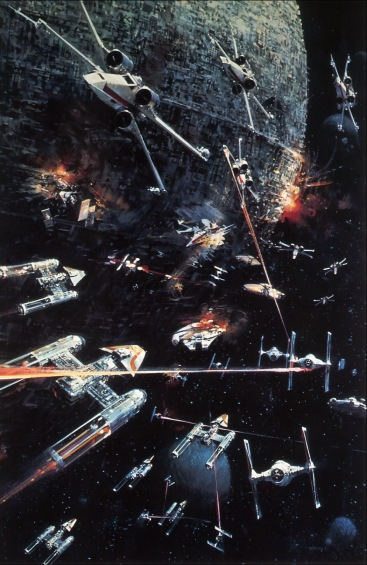 John Berkey: Star Wars