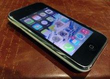 iPhone 3G jailbreak หน้าตาแบบ iOS7