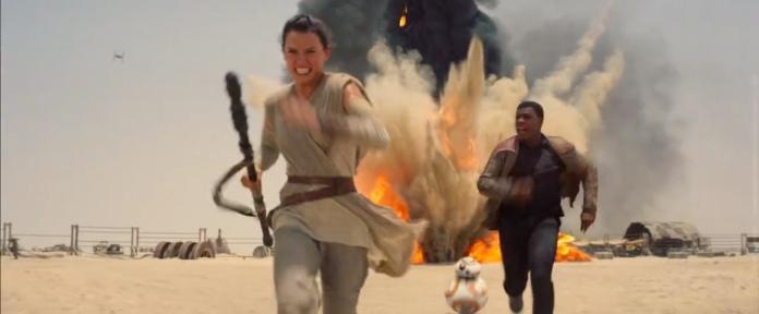 ตัวอย่างหนังใหม่ ของ star wars
